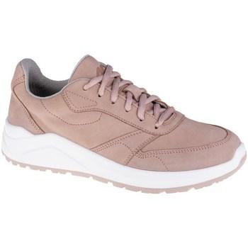 Boty Ženy Nízké tenisky 4F OBDL250 Bílé, Růžové