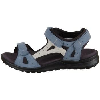 Boty Ženy Sandály Legero 06007328600 Černé, Modré