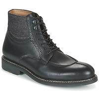 Boty Muži Kotníkové boty Pellet ROLAND Černá