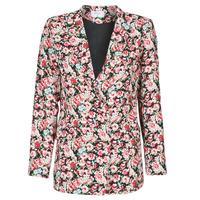Textil Ženy Saka / Blejzry Betty London OBIMBA Černá / Růžová
