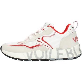 Boty Muži Nízké tenisky Voile Blanche 001201592601 Bílá