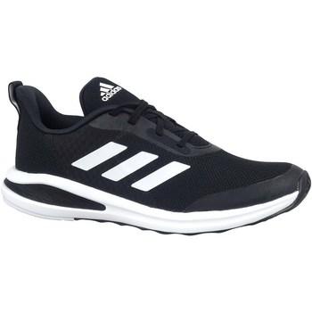 Boty Děti Běžecké / Krosové boty adidas Originals Fortarun Černé