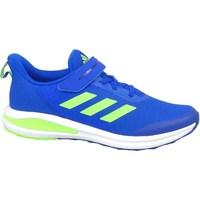 Boty Chlapecké Běžecké / Krosové boty adidas Originals Fortarun Running 2020 Bílé, Zelené, Modré