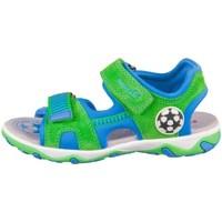Boty Chlapecké Sandály Superfit Mike 30 Zelené, Modré