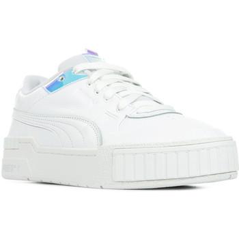 Boty Ženy Nízké tenisky Puma Cali Sport Glow Bílá