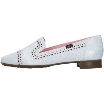 Boty Ženy Mokasíny CallagHan 98961 Stříbrná