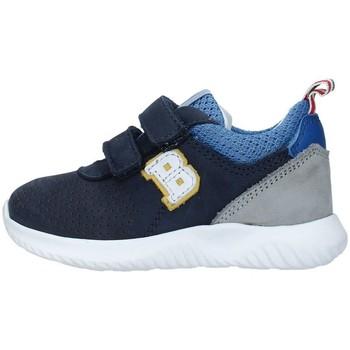 Boty Chlapecké Nízké tenisky Balducci MSPO3750B Modrá
