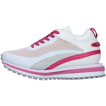 Boty Ženy Nízké tenisky Apepazza S1LSD01/NYL Bílá