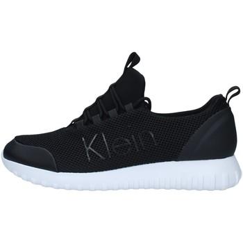 Boty Muži Nízké tenisky Calvin Klein Jeans YM0YM00085 Černá