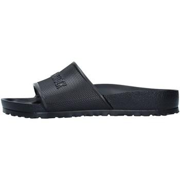 Boty Muži pantofle Birkenstock 1015398 Černá