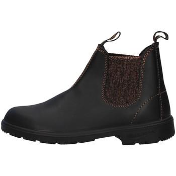 Boty Dívčí Kotníkové boty Blundstone 1992 Černá