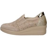 Boty Ženy Street boty Melluso R20156 Béžová