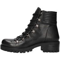 Boty Ženy Kotníkové boty Albano 1002 Černá