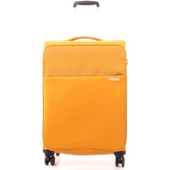 Taška Kufry textil American Tourister 94G006004 Zlatá