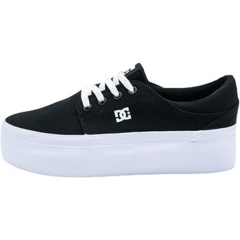 Boty Ženy Módní tenisky DC Shoes Trase Platform Černá