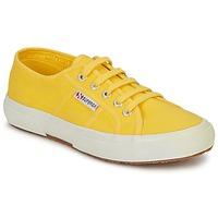 Boty Ženy Nízké tenisky Superga 2750 CLASSIC Žlutá