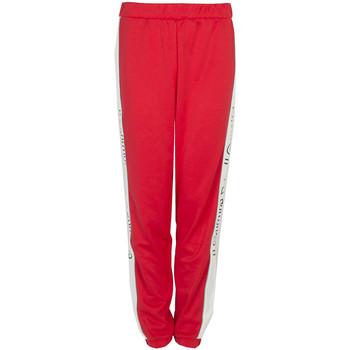 Textil Ženy Teplákové kalhoty Juicy Couture  Červená