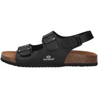 Boty Muži Sandály Superga S11G046 Černá