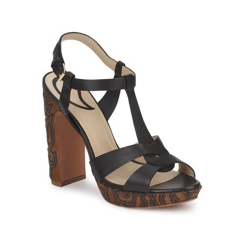 Boty Ženy Sandály Etro NU-PIEDS 3763 Černá