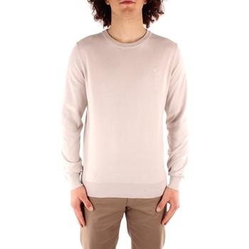 Textil Muži Svetry Trussardi 52M00477 0F000668 Bílá