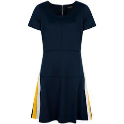 Textil Ženy Krátké šaty Juicy Couture  Modrá