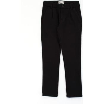 Textil Chlapecké Kapsáčové kalhoty Iceberg PTICE1107J Černá