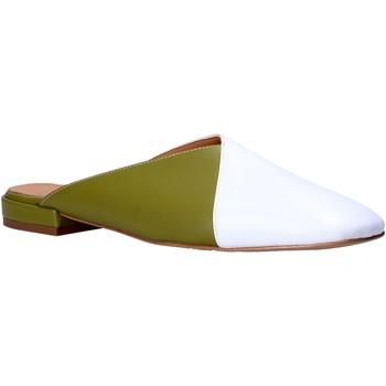 Boty Ženy Pantofle Grace Shoes 866003 Bílý