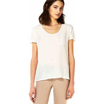 Textil Ženy Halenky / Blůzy Liu Jo W18313J0973 Bílý