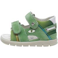 Boty Děti Sandály Falcotto 1500749 03 Zelený