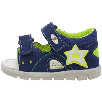 Boty Děti Sandály Falcotto 1500772 02 Modrý