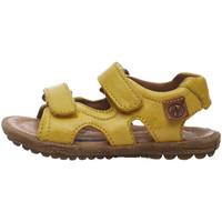 Boty Děti Sandály Naturino 0502430 01 Žlutá