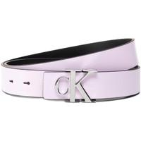 Textilní doplňky Pásky Calvin Klein Jeans K60K608032 Fialový