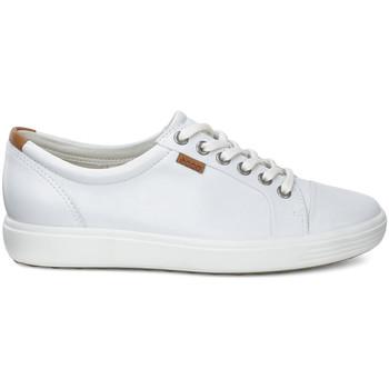 Boty Ženy Nízké tenisky Ecco 43000301007 Bílý
