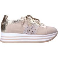 Boty Ženy Nízké tenisky Grace Shoes MAR010 Béžový
