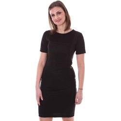 Textil Ženy Šaty Akè F597YAL20861 Černá