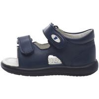 Boty Děti Sandály Falcotto 1500728 01 Modrý