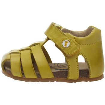 Boty Děti Sandály Falcotto 1500736 01 Žlutá