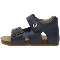 Boty Děti Sandály Falcotto 1500737 01 Modrý