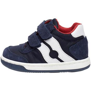 Boty Děti Módní tenisky Falcotto 2014156 01 Modrý