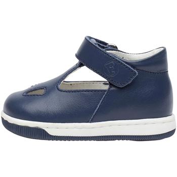 Boty Děti Sandály Falcotto 2014704 01 Modrý