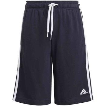 Textil Děti Plavky / Kraťasy adidas Originals GN4026 Modrý