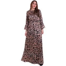 Textil Ženy Šaty Jijil JPI19AB289 Černá