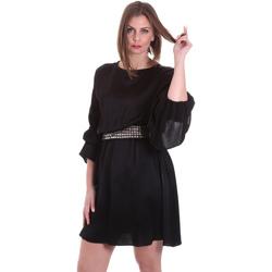 Textil Ženy Šaty Jijil JPI19AB272 Černá