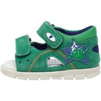 Boty Děti Sandály Falcotto 1500837 02 Zelený