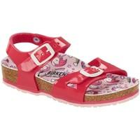 Boty Děti Sandály Birkenstock 1018862 Růžový