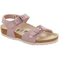 Boty Děti Sandály Birkenstock 1019114 Růžový