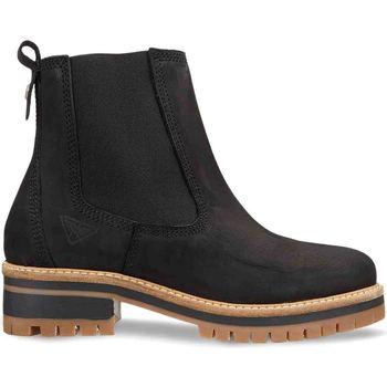Boty Ženy Kotníkové boty Docksteps DSW103502 Černá