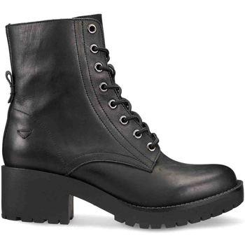 Boty Ženy Kotníkové boty Docksteps DSW106100 Černá
