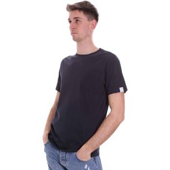 Textil Muži Trička s krátkým rukávem Replay M3350 .000.23100G Modrý