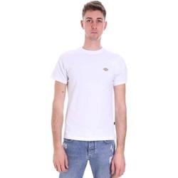 Textil Muži Trička s krátkým rukávem Dickies DK0A4XDAWHX1 Bílý